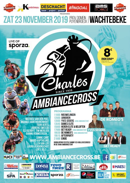 Affiche Charles Ambiancecross 2019